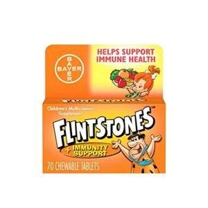Flintstones Chewable Children's Multivitamins